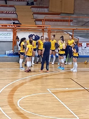 Claus Libertas Forli-Rubicone In Volley 0-3