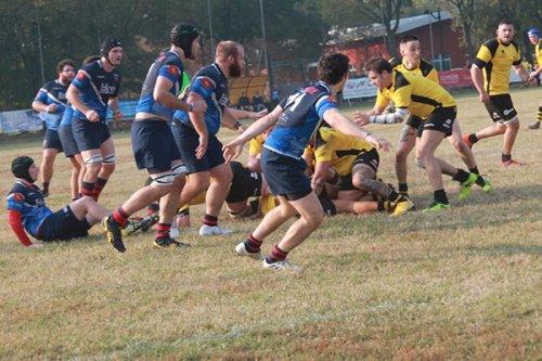 Imola rugby, squadra senior sconfitta di un soffio a Formigine