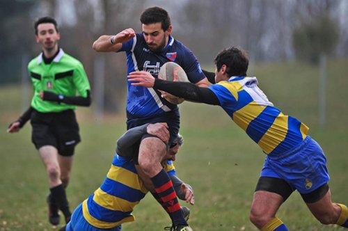 Serie C1 - Castel San Pietro- Imola rugby 7-42 (0-22)