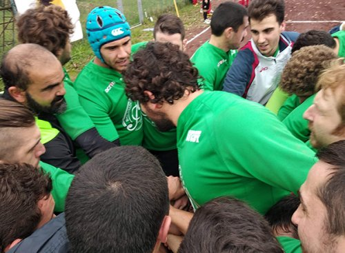 Campionato di Serie C2: Guastalla Rugby 2008 vs Amarcord Rugby 38 a 24