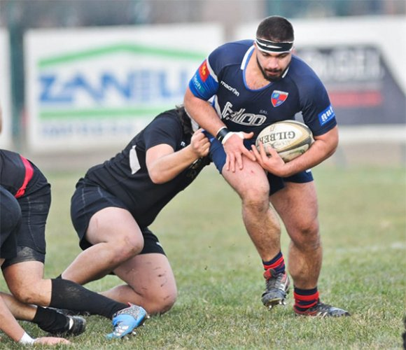 Serie C1 - Imola Rugby - Ravenna Rugby 52-14 (24-0)