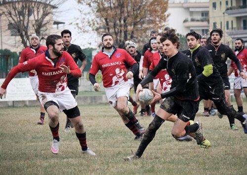 Serie C1 Nazionale - Ravenna – Bologna  31-29
