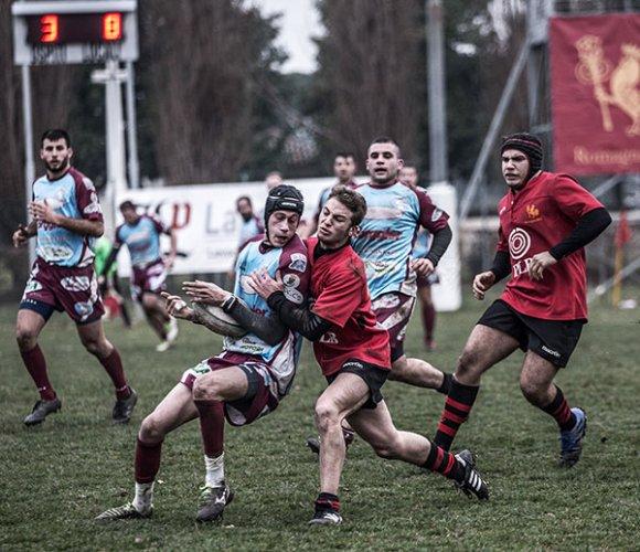 Domani allo Stadio del Rugby di Cesena Romagna RFC-Arieti Rugby Rieti