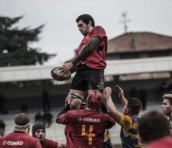 Per i galletti del Romagna RFC scontro al vertice con il Florentia