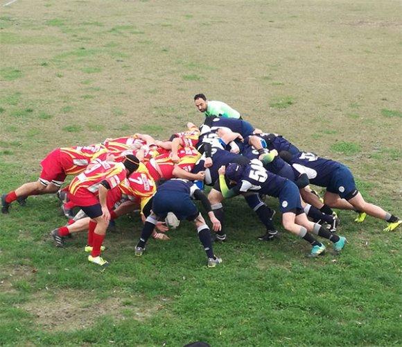 La cadetta della Pesaro Rugby vince e convince in C2