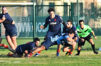 Imola Rugby vs  Rugby Faenza 59-5 (33-0)