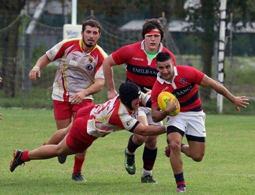 Serie A - Pagano & Ascolillo Pesaro Rugby in fase di rodaggio