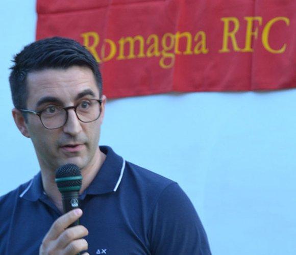 Festa di fine stagione per il Romagna RFC. Il bilancio del Presidente Giacomo Berdondini di un'annata ricca di soddisfazioni