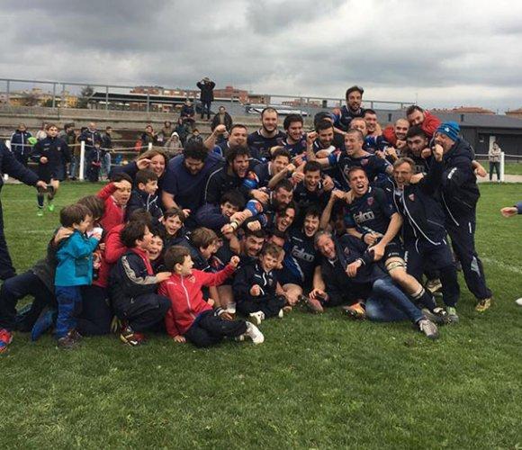 L'Imola rugby batte Bologna e sale in Serie B