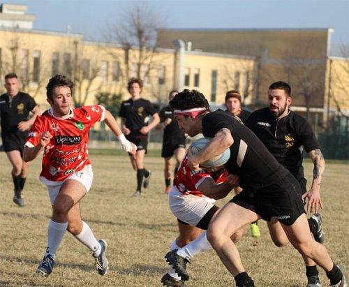 Serie C1 - Ravenna Rugby FC–U.R. Anconitana: 30 – 20
