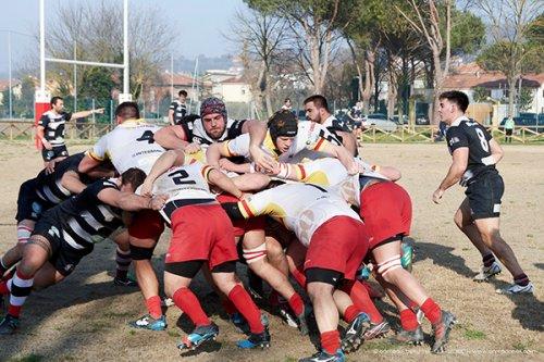 Rugby Serie A - Buona Pesaro Rugby nell'allenamento con Fano