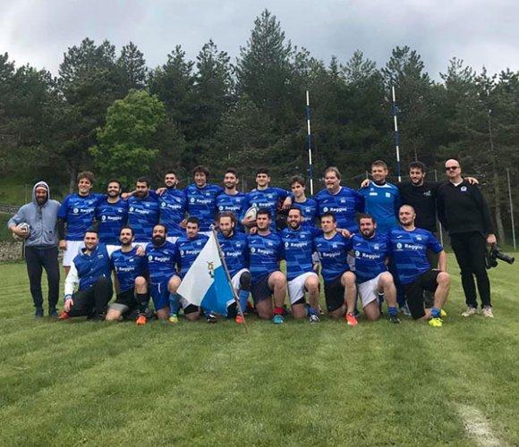 Il Rugby Club San Marino conquista anche la tappa di casa del 1° campionato di rugby seven Opes