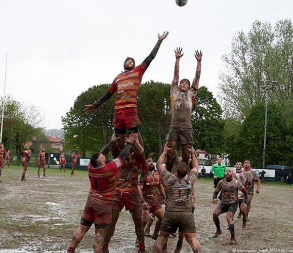 La serie A della Pagano & Ascolillo Pesaro Rugby parte dalla Romagna