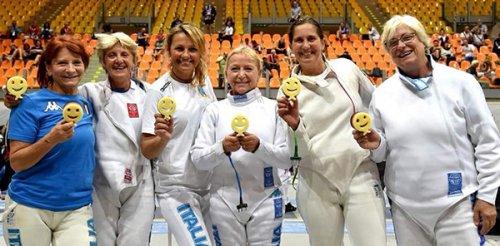 Iris Gardini, atleta azzurra dalle mille medaglie!