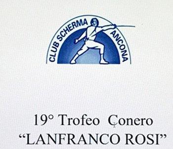 """19° Trofeo Conero """"L. Rosi"""" domenica al Palascherma di Ancona"""