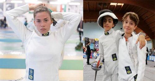 Scherma: Stella e Lontani qualificati per la prima prova nazionale giovani di Ravenna