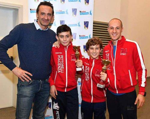 Scherma, campionato nazionale under 14: due giovani del Pettorelli in finale