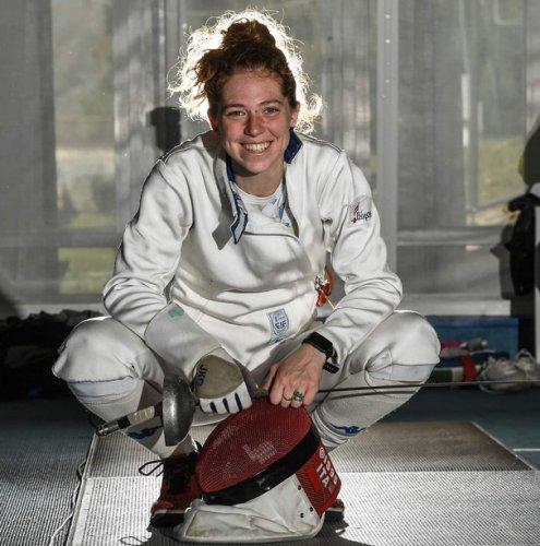 La lughese Isabella Signani ha partecipato a Formia al ritiro nazionale di spada.