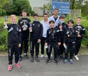 Virtus Scherma Bologna: 5 ori 2 argenti e 3 bronzi nella seconda prova regionale di scherma categoria under 14