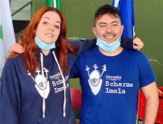 Lambertini e Ufficiali raggiungono Caferri e si qualificano per i campionati italiani assoluti