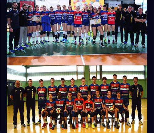 Domenica le squadre under 16 maschili e femminili in campo per la final four regionale
