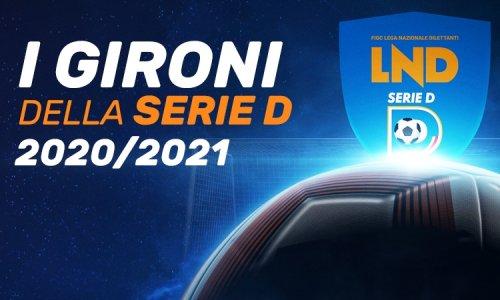 Ecco i gironi di Serie D!