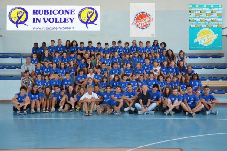 Pallavolo la Rubicone in Volley festeggia i suoi 15 anni di fondazione