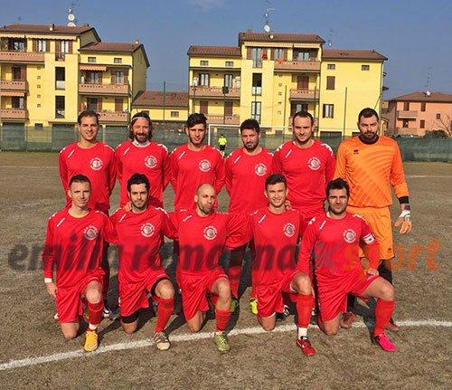 On line le foto 2017-2018 della F.C.D. Athletic Correggio