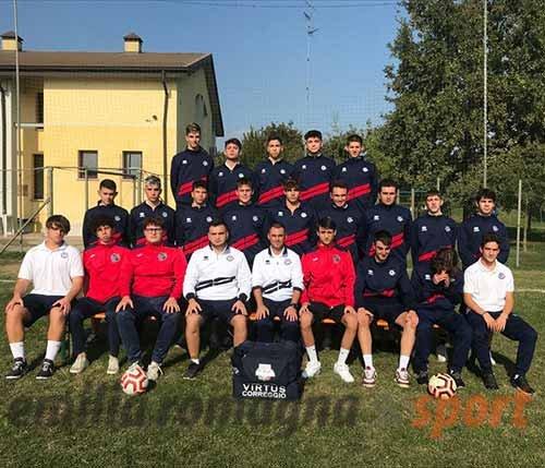 On line le foto 2020-2021 della A.S.D. Atletic Virtus Correggio Jun. Provinciale