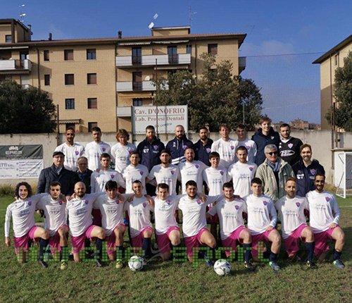 On line le foto 2019-2020 della A.S.D. Aurora Calcio Jesi