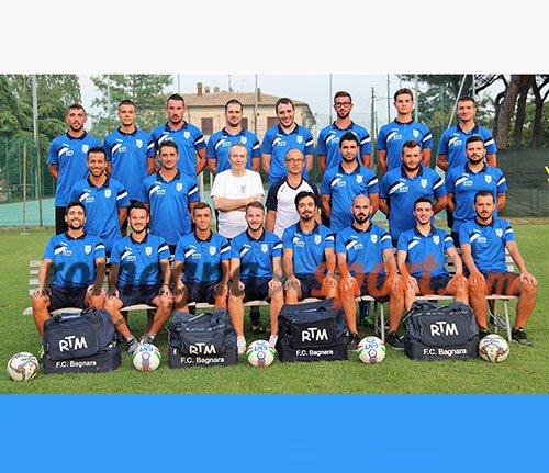 On line le foto 2018-2019 della F.C. Bagnara A.S.D.