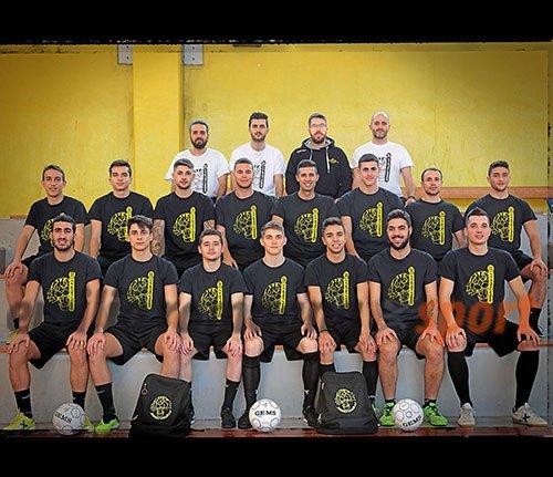 On line le foto 2018-2019 della A.S.D. Bagnolo Calcio A 5