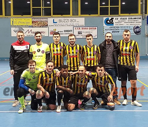 On line le foto 2018-2019 della A.S.D. Bassa United