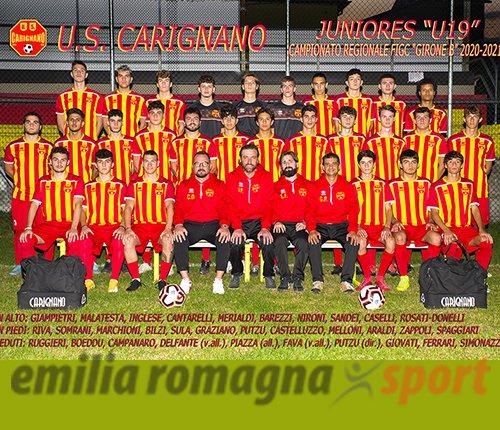 On line le foto 2020-2021 della Carignano A.S.D.