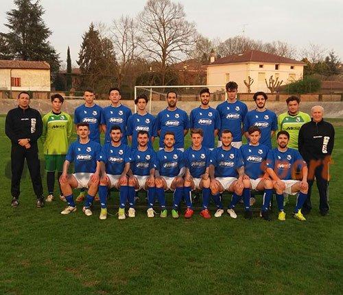 Cavezzo vs Castelnovese-Meletolese 3-1