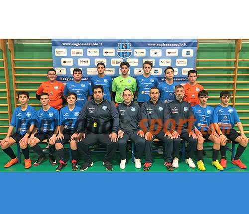 On line le foto 2018-2019 della A.S. Eagles Sassuolo