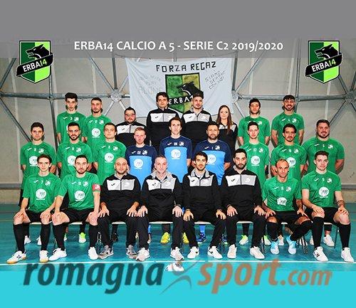 On line le foto 2019-2020 della A.S.D. Erba14 Calcio a 5