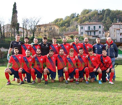 Falco Acqualagna vs Santa Cecilia 3-1