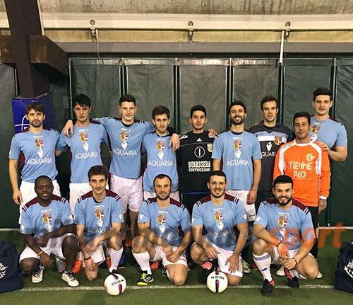 On line le foto 2017-2018 della Futsal Fidenza A.S.