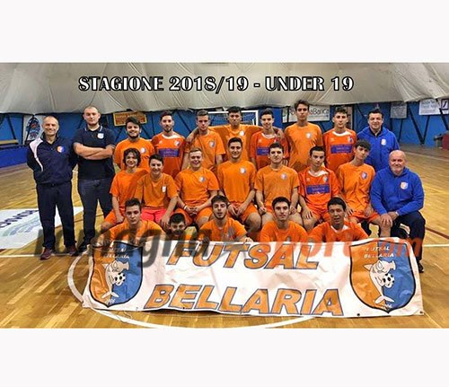 On line le foto 2018-2019 della A.S.D. Futsal Bellaria