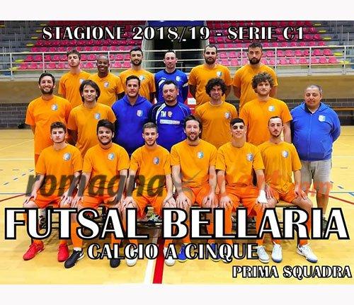 Futsal Bellaria – Citta del Rubicone : 5-1