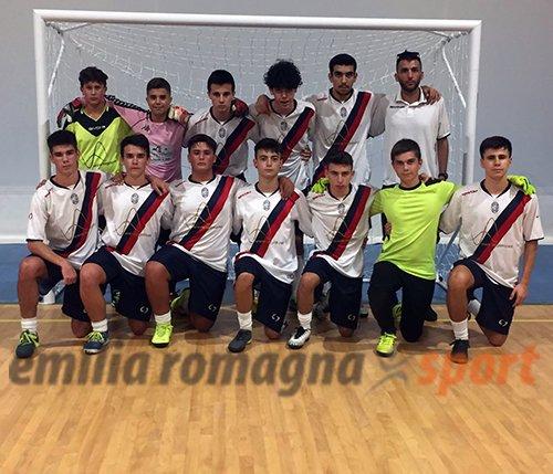 On line le foto 2019-2020 della A.S.D. Futsal Molinella 2018