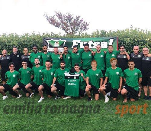 On line le foto 2019-2020 della Futsal Sassuolo A.S.D.