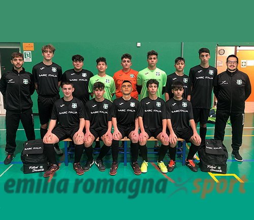 On line le foto 2019-2020 della Futsal Sassuolo