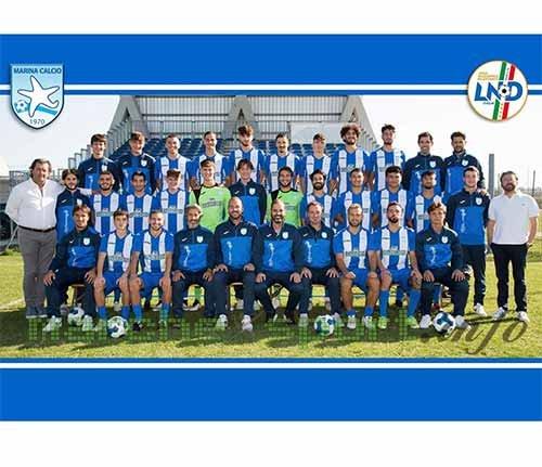 On line le foto 2021-2022 della Marina Calcio 1970 S.S.D.a.r.l.