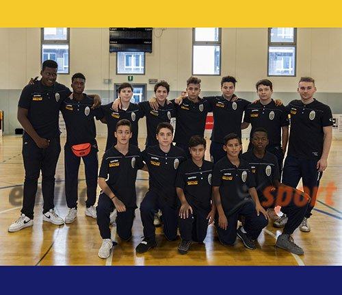On line le foto 2018-2019 della G.S.D. Modena Calcio a 5