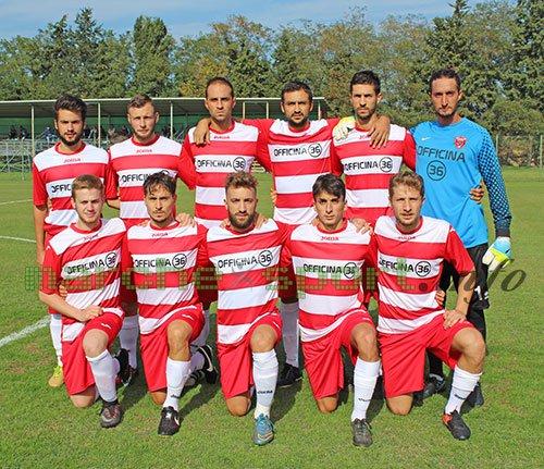 Monfolfo vs FC Vigor Senigallia2-1