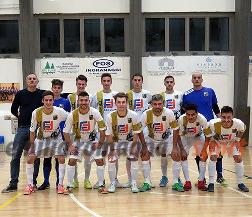 Play-off - Bagnolo vs Olimpia Regium 3-9