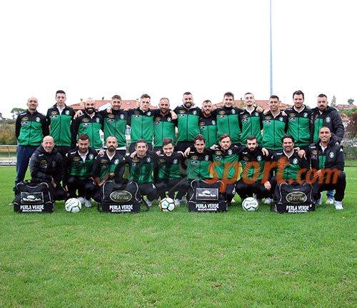On line le foto 2018-2019 della A.S.D. Perla Verde Calcio