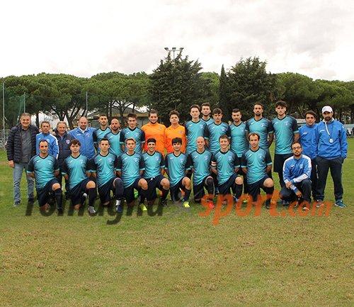 2a P, Il punto:  Il San Lorenzo acciuffa al primo posto l'Accademia